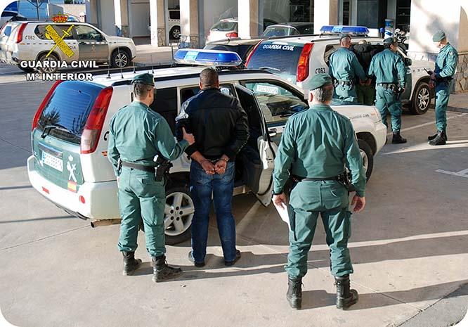 Cuatro traficantes detenidos en el Mar Menor